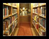 Salle de lecture à la BNF 1