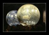 Globes de Coronelli a la BNF 2
