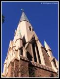 Wesley Church Steeple