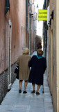 leisurely stroll