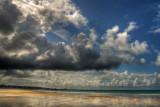 Cloudscape from La Grande Route des Mielles