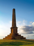 The monument, Ham Hill