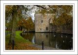 Moat and drawbridge, Wells