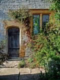 Backdoor, Lytes Cary Manor (3942)