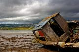 Wreck on the Teign