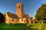 Blessed Virgin Mary, Barrington, Somerset