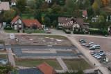 Schirmeck, Place du Bergopré  en travaux