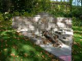 Mémorial des Déportés du Camp du Struthof au Père Lachaise à Paris