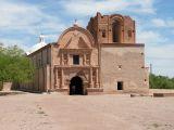 SPANISH MISSION AT TUMACACORI