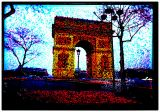 Paris L'arc
