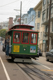 Hyde St. Cable Car