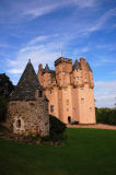 Craigievar Castle...