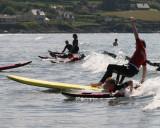Mumbles Lifeguards trip to Parrog June 2008