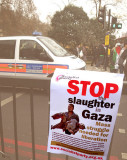 Stop the Slaughter in Gaza!
