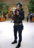 Beka, the photographer