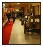 At the war memorial museum, Narvik