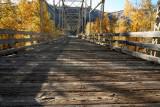Old  Plank  Bridge Over Entiat River Four Miles Upriver