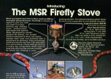 Advertisement From May 1983  Backpacker  On MSR Firefly