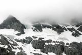 Mt. Maude  With Entiat Glacier