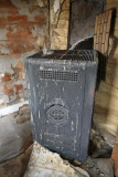 Oil Heater In Abandoned HOuse