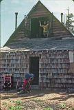 Peter Grub Hut Near Donner Pass ( June 1977)
