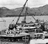 Boat Pits ( Apple Cup 1958) Year Norm Evans Won It