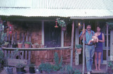 NIce Couple And Small House In Sawyer's Bar  (July 1977)