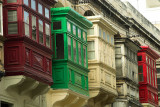 Window boxes, Sliema