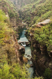 Red Stone Gorge, Yuntai Shan