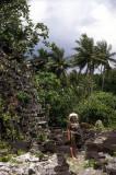 Exploring Nan Madol