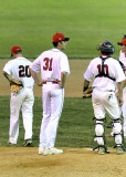 2008 Sox - Coaches and Umps