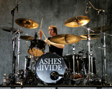 Jeff Friedl of ASHES dIVIDE