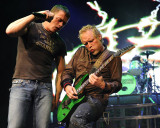 Brad Arnold and Matt Roberts of 3 Doors Down