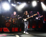 Rush with Geddy Lee, Neil Peart and Alex Lifeson