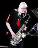 Edgar Winter on Sax