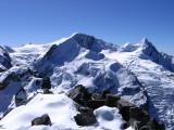 on Yalung Ri summit  5650 m