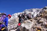 Drolambu icefall