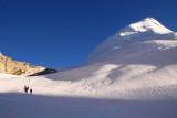 close to Tesi Lapcha pass 5755 m
