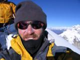 selfportrait at summit