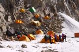 Tesi Lapcha camp 5700m