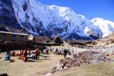 camp at Tengpo