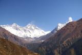 Everest, Lhotse, Ama Dablam