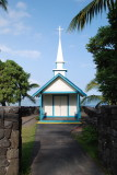The Little Blue Church