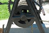 Lock Gate Winch