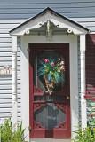 A Quaint Cottage Door