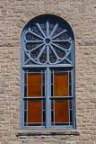United Church Rose Window