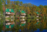 Cabins on Laurel Lake
