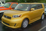 2009 SCION XB - FRONT VIEW
