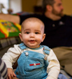 Our Grandson Jonah Six Months Old