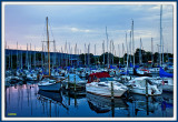 Break of Dawn at the Marina